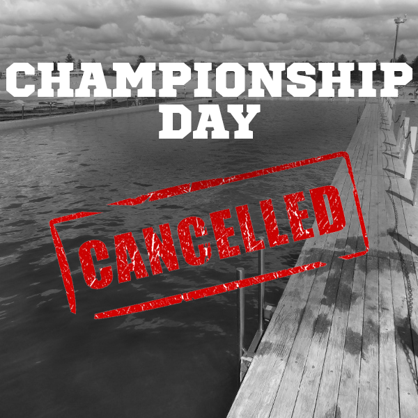 22 Feb: Championship Day Cancelled