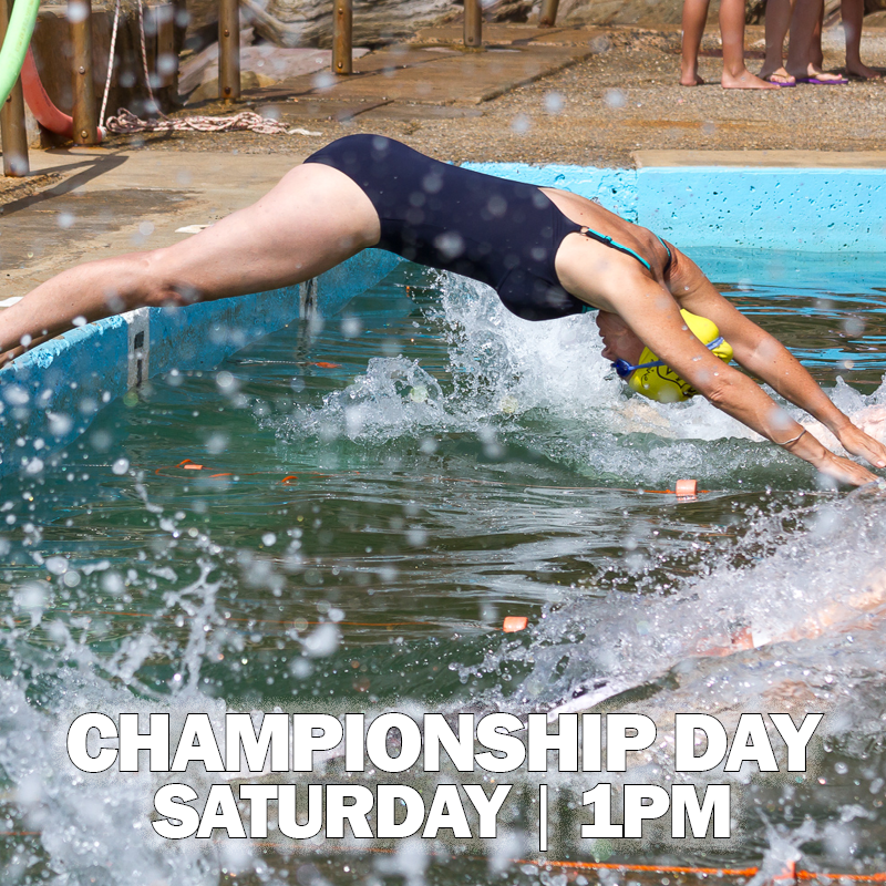 Championship Day – Saturday